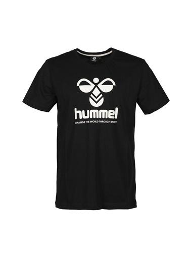 Hummel Erkek Tişört Centil 911301-2001 Siyah